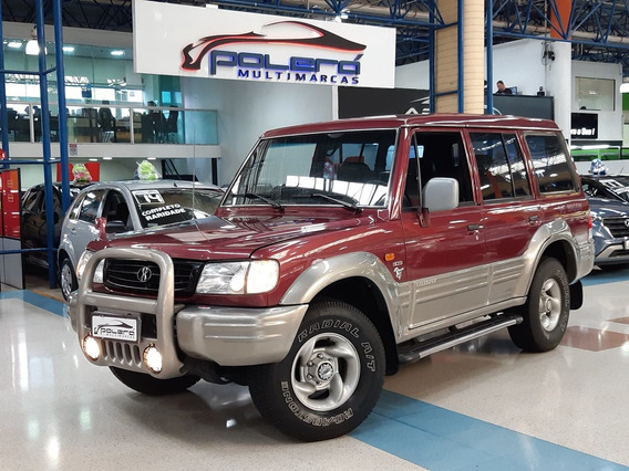 Hyundai Galloper 3.0 Exceeed 4x4 V6 12v Gasolina 4p Manual