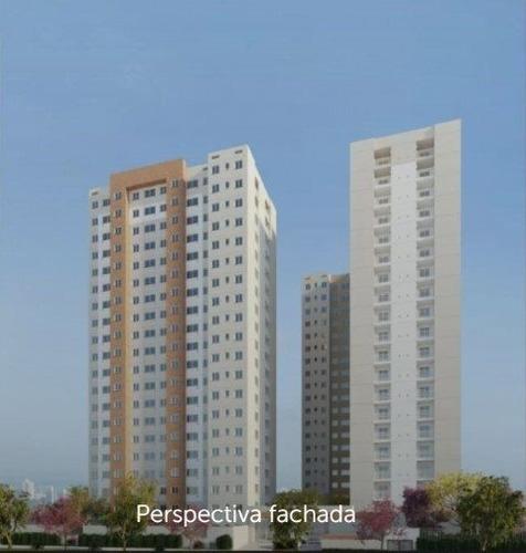 Apartamento Residencial Para Venda, Parque Industrial Tomas Edson, São Paulo - Ap10009. - Ap10009
