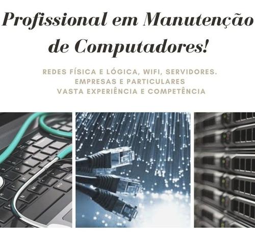 Serviços Profissionais De Manutenção Em Informática