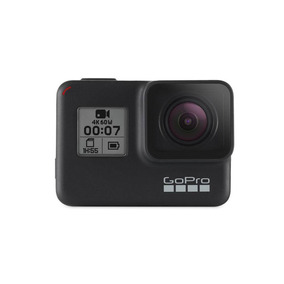 Camera Digital Gopro Hero 7 Black Chdhx-701-lw Cdgp0016