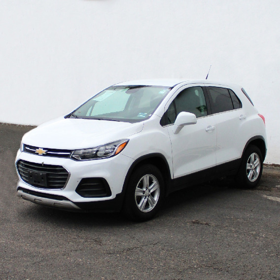 Chevrolet Trax 2017 Lt Aut Blanca