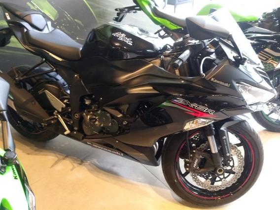 Kawasaki Ninja Zx6 636 - 2020 Preta - Doc Total Gratis (ju)