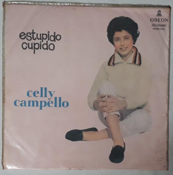 Lp Celly Campelo/estupido Cupido/1967