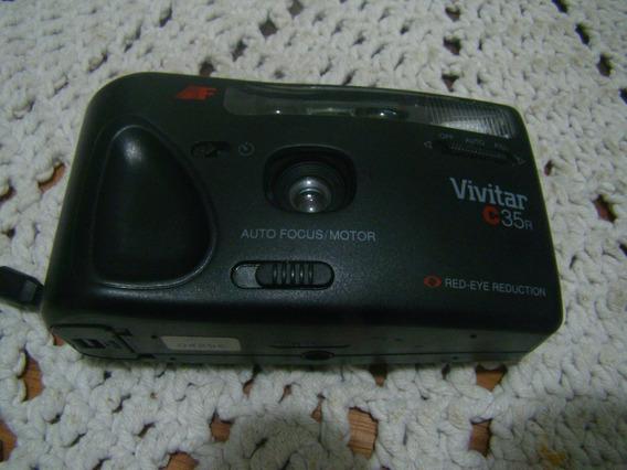 Câmera Fotográfica Vivitar C35r , Funcionando