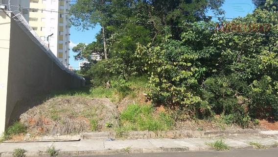Terreno À Venda, 630 M² Por R$ 430.000,00 - Vila Aviação - Bauru/sp - Te0403