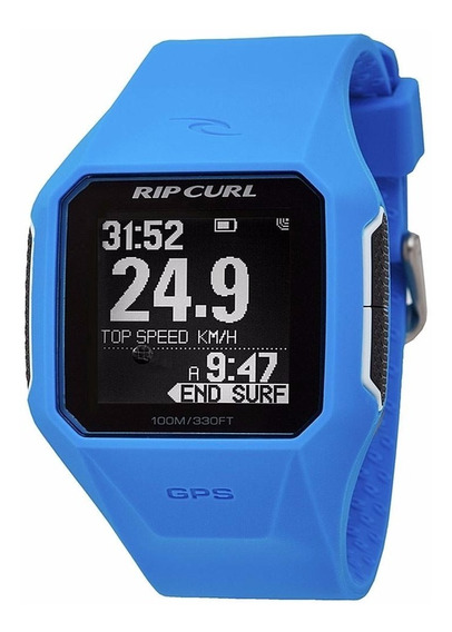 Relógio Rip Curl Gps Azul | Poison Surf Shop