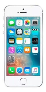 iPhone SE 64gb Seminovo Prata Barato Vitrine