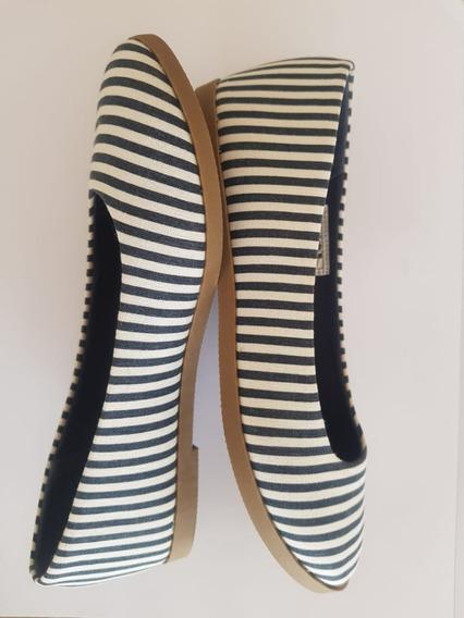 Zapatos Chatitas Balerina Para Niña American Eagle - Talle 2