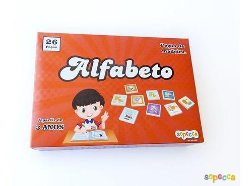 Brincando Com Alfabeto Educativo Pedagógico Crianças