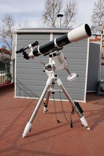 Telescopio Refractor Acromático Sky-watcher Evostar 120mm.