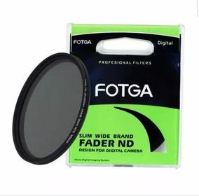 Filtro Fotga Slim 77mm Fader Nd Variável Nd2 Até Nd400