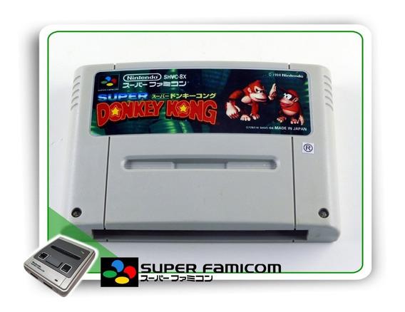 Donkey Kong Country Sfc Super Famicom Original