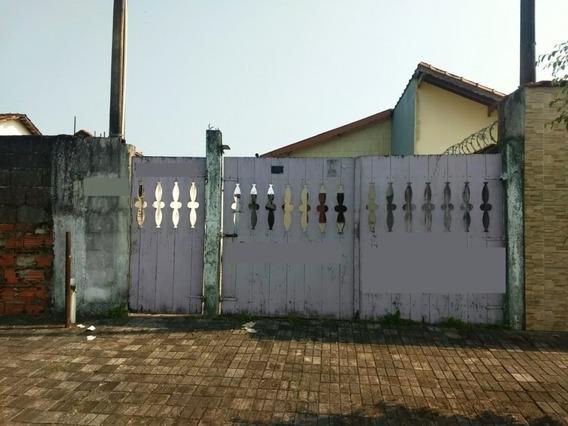 3848 - Casa 2 Dormitórios Financiamento Bancário Mongaguá