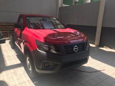 Camionetas Nissan Np300 Chasis Cabina Bono 10k Eng.$45,945