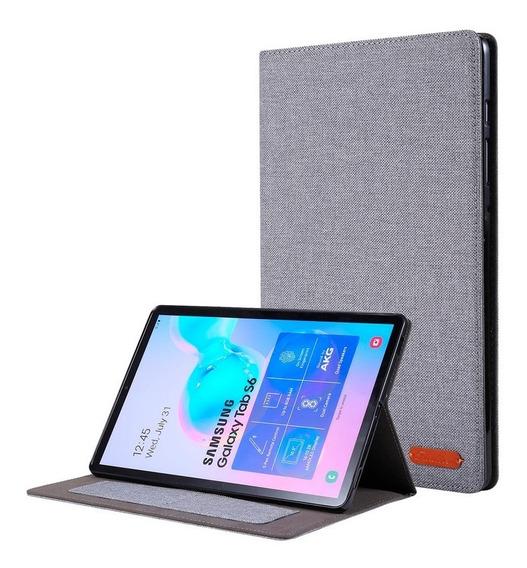 Capa Case Book Cover Samsung Galaxy Tab S6 10.5 T860 T865