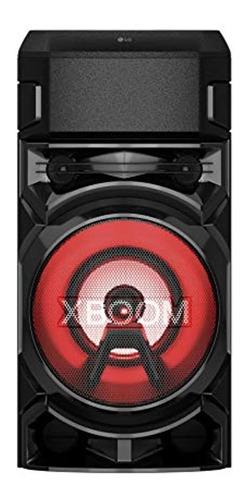 Imagen 1 de 5 de Sistema De Audio LG Rn5 Xboom Con Bluetooth Y Bass Blast