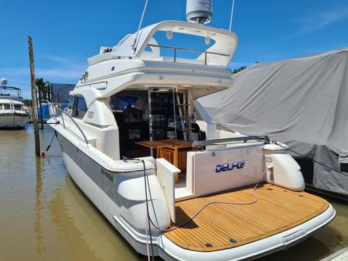 Crucero Genesis 387 Totalmente Renovado A 2020 Barco Nuevo