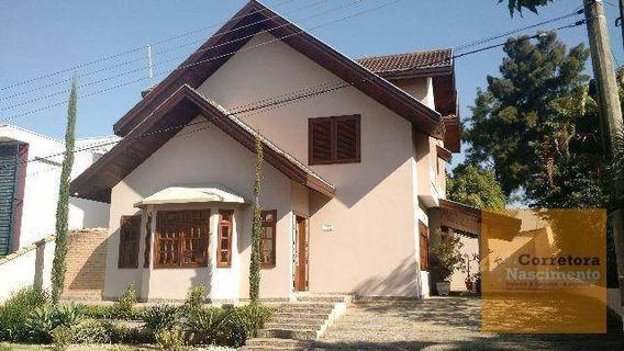 Sobrado Com 3 Dormitórios À Venda, 260 M² Por R$ 1.160.000,00 - Vila Zezé - Jacareí/sp - So0457