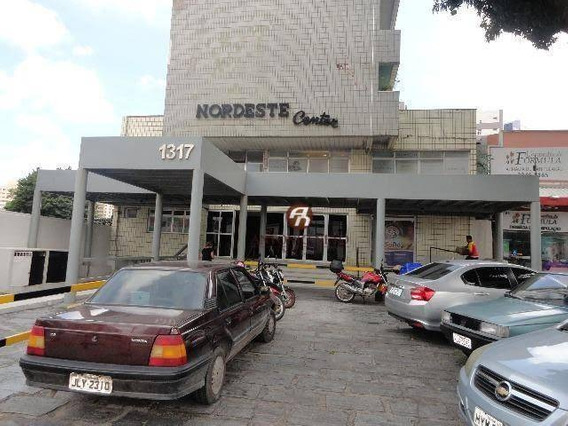 Sala Para Alugar, 50 M² Por R$ 700/mês - Dionisio Torres - Fortaleza/ce - Sa0030