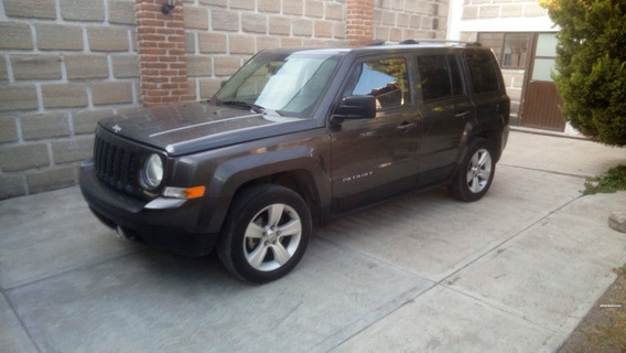 Jeep Patriot 2015 Limited 2.4 Ss At Camara De Reversa