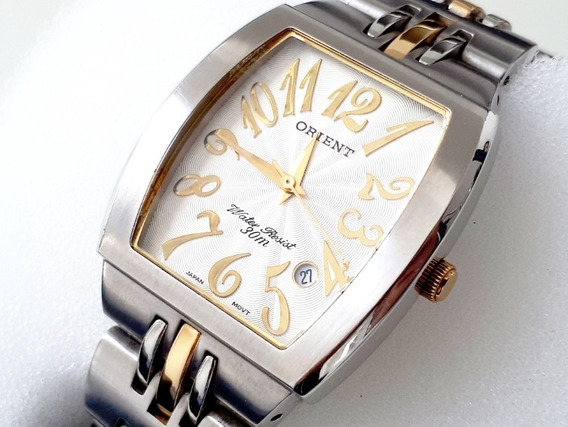 Relógio Orient Gtss1002 - 50m - Misto - Novo, Original!!
