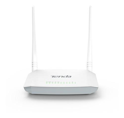 Router Wifi Tenda Adls2+ 4 Puertos 2.4ghz 300mbps Cuotas