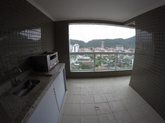 Apartamento Para Alugar, 76 M² Por R$ 2.300,00/ano - Canto Do Forte - Praia Grande/sp - Ap2133