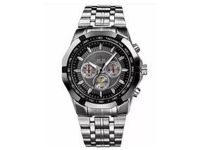 Relógio De Pulso Masculino Weide Wh-1010