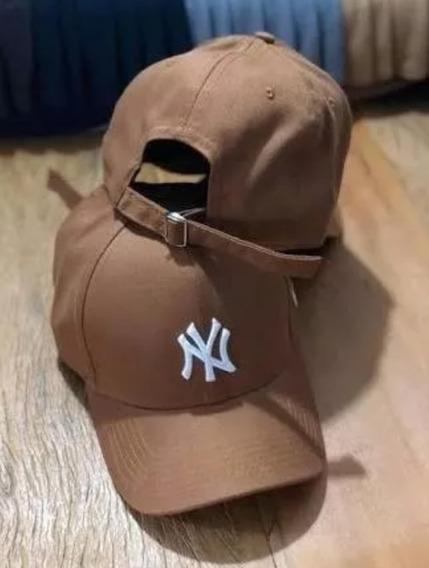 Boné Ny New York Yankees Fitão Trucker Dad Hat Black Friday