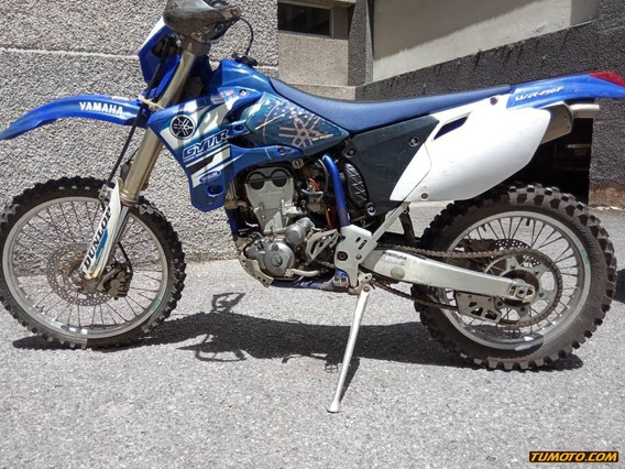 Yamaha Wr 251 Cc - 500 Cc