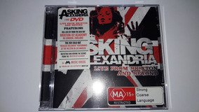 Asking Alexandria - Live From Brixton And Beyond [2dvd]