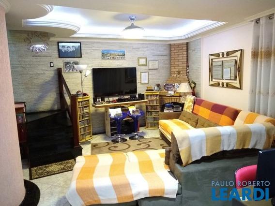Casa Assobradada - Santo Amaro - Sp - 585779