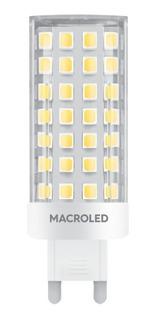 Lámpara Foco Bipin Led G9 12w 220v Fría Cálida