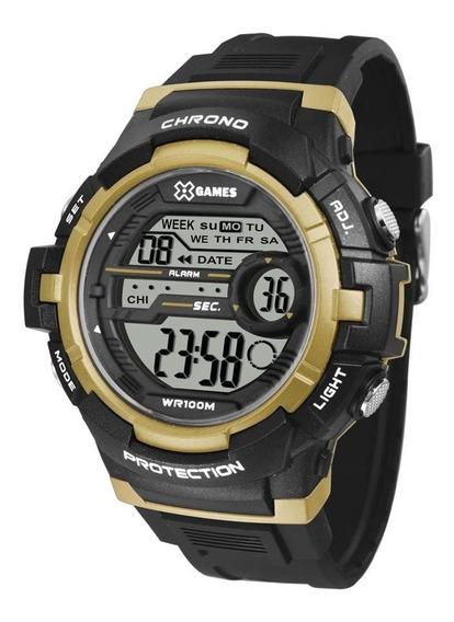 Relógio X Games Masculino Ref: Xmppd516 Bxpx Esportivo