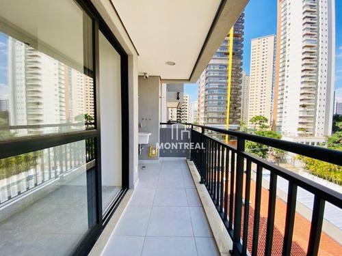 Imagem 1 de 17 de Apartamento À Venda, 53 M² Por R$ 680.000,00 - Chácara Klabin - São Paulo/sp - Ap2784