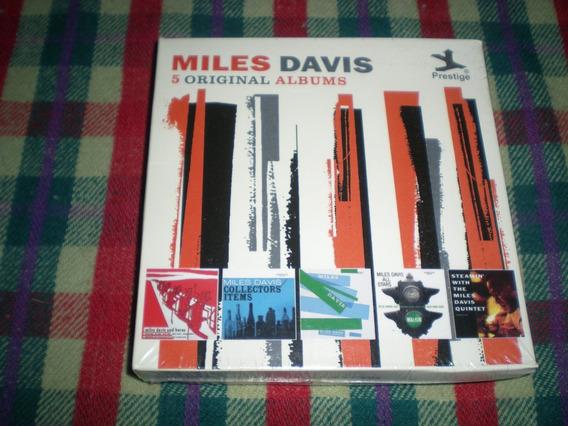 Miles Davis / 5 Original Albums Box 5 Cds C18