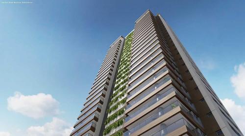 Apartamento Para Venda Em São Paulo, Campo Belo, 4 Dormitórios, 4 Suítes, 5 Banheiros, 3 Vagas - Cap3465_1-1647974