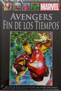 Colección Marvel Salvat N° 129 Avengers : Fin De Los Tiempos