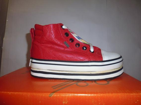Zapatillas Para Niños Marca Keek, Modelo 286.1