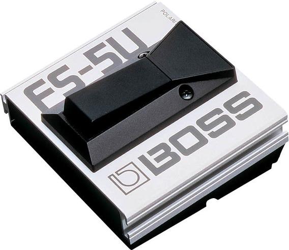 Boss Fs-5u Pedal Interruptor Tipo Momentaneo No Switch