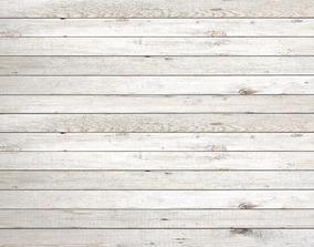 Fundo Fotográfico Tecido Madeira Branca 3,00m X 1,70m