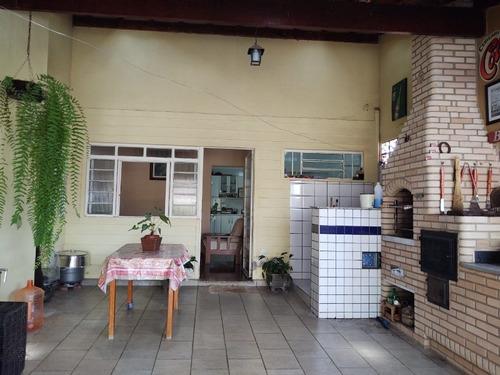 Excelente Casa No Bairro São Luiz (vila Rezende) Cód: Ca00169 - Ca00169 - 34749325