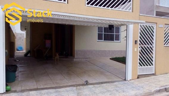 Casa Térrea A Venda No Bairro Eloy Chaves Em Jundiaí - Ca01182