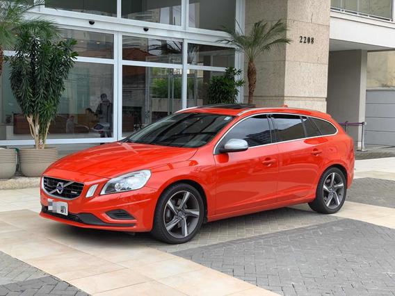 Volvo V60 3.0 T6 R-design 5p 2013