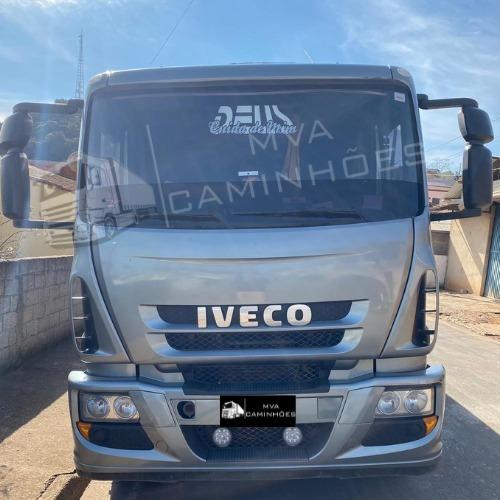 Imagem 1 de 10 de Caminhão Iveco 240e 28 - 6x2t