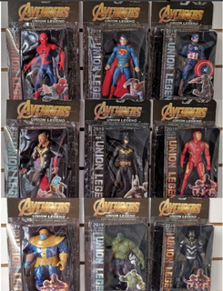 Avengers Muñecos