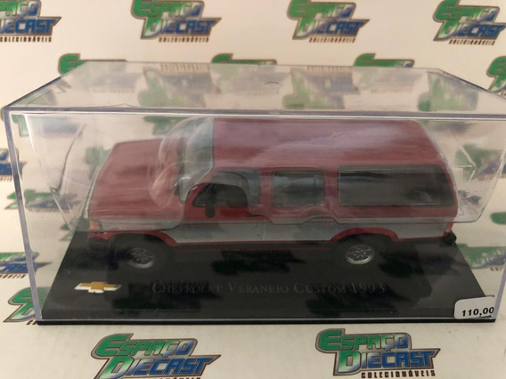Chevrolet Veraneio Custom 1993 Salvat 1/43
