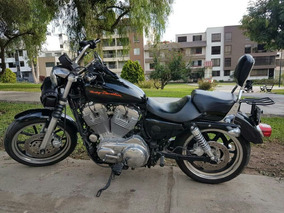 Harley Davidson 883 Super Low (nueva)