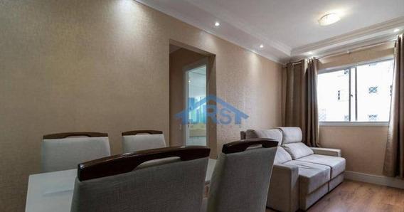 Condomínio Inspire Apartamento Com 2 Dormitórios Para Alugar, 51 M² Por R$ /mês - Vila São João - Barueri/sp - Ap2966