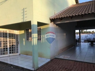 Casa Com 3 Dormitórios À Venda, 182 M² Por R$ 300.000 Rua Benjamim Constant, 1 - Jardim Paula Ii - Várzea Grande/mt - Ca0731
